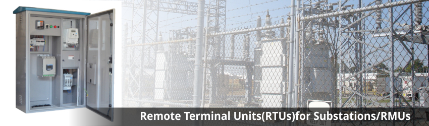 Rtus & Frtus For Substations & Rmus